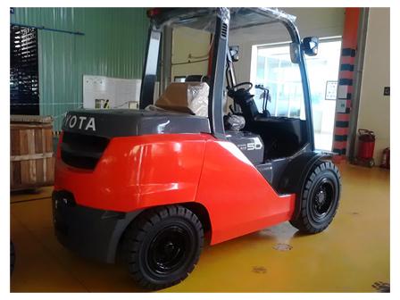 Xe nâng Toyota 3.5 – 08 tấn 8FD/FG Series
