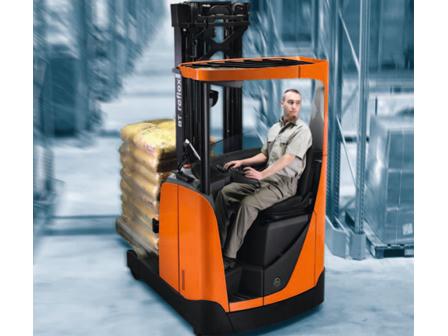 Xe nâng BT Reflex O-Series Reach Forklift