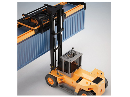 Xe nâng gắp container TOYOTA