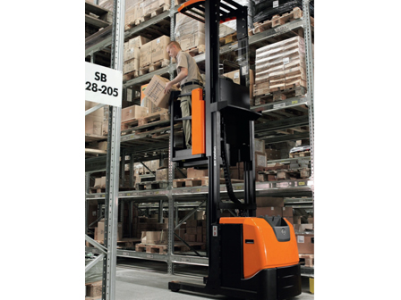 Xe nâng BT Optio OME 100/M Medium Level Order Picker