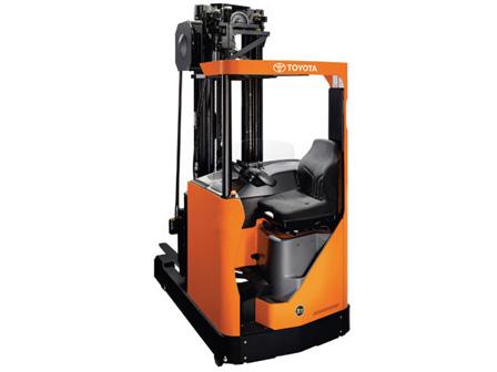 Xe nâng BT Reflex RRE140 – 250 Reach Forklift