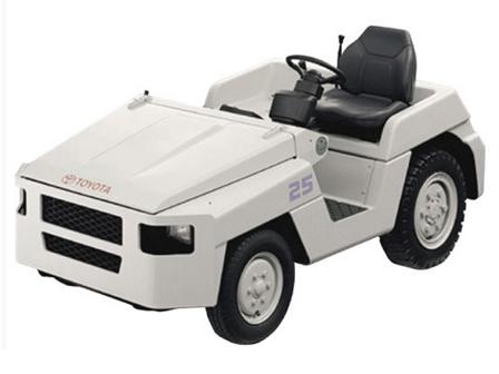 Xe đầu kéo chạy diesel/xăng Toyota 2TD/TG