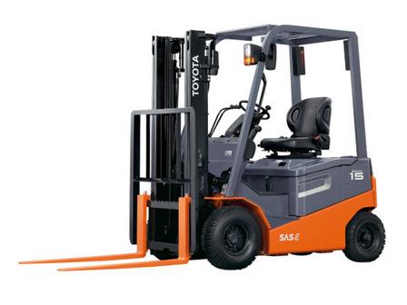 Xe nâng điện 4 bánh 8FB1.0 – 3.0 tấn